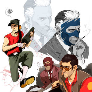 Sketches TF2 (8989)