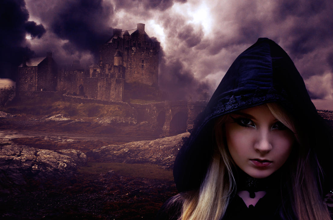 Castle Witch by MKA