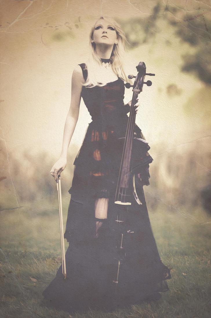 Violin by MKA