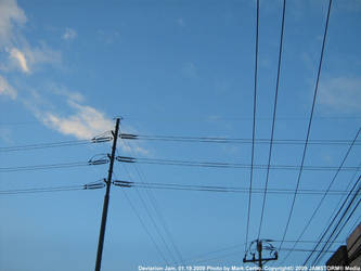 Wired Sky. by jamstorm