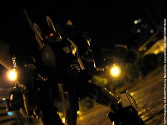 Dark Terror. by jamstorm