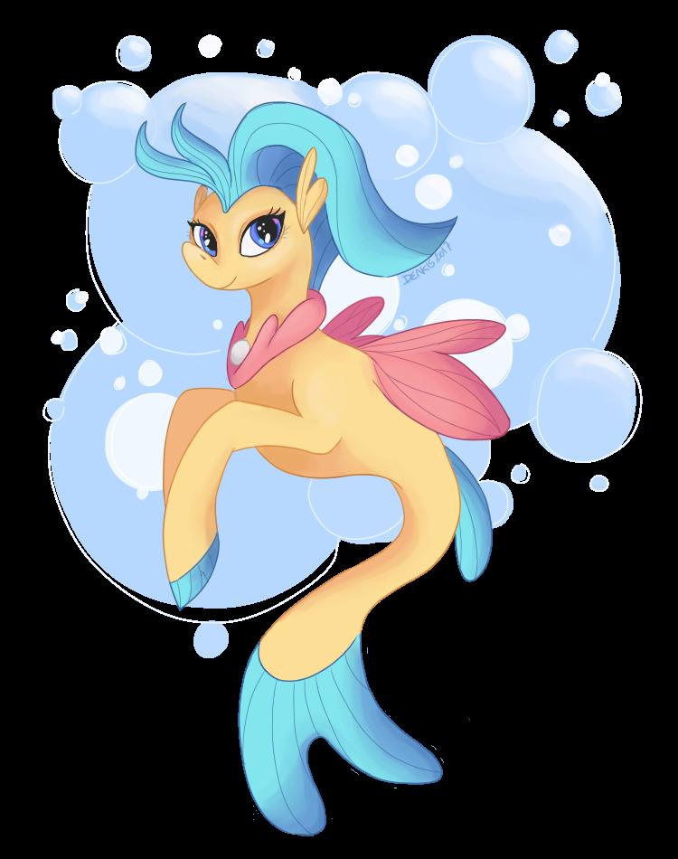 Princess Skystar by Denkis