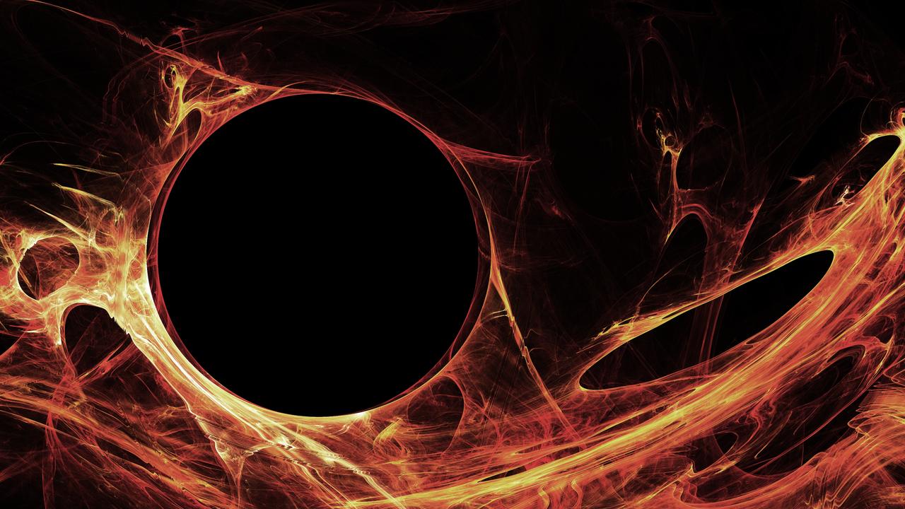 Supermassive Black Hole By Nahte27 On DeviantArt