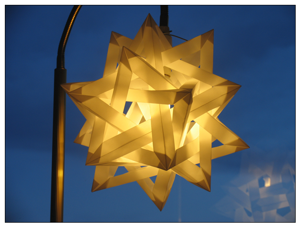 Origami lampshade by italo on deviantart aloadofball Image collections