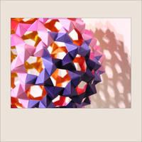 origami :: super buckyball by italo