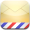 iPhone Mail by triumvirateebp