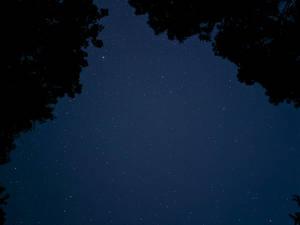 Stars over Wisconsin