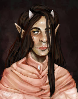 Another Ruan Portrait