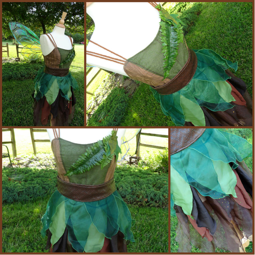 Wood Elf/Fairy costume by demonpixie ... : wood fairy costume  - Germanpascual.Com