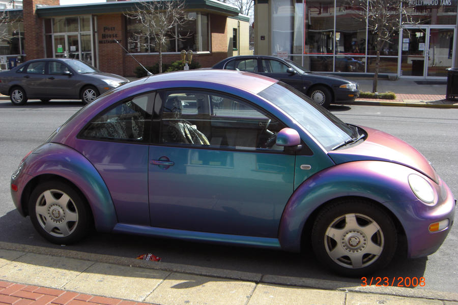 Punch Buggy Car