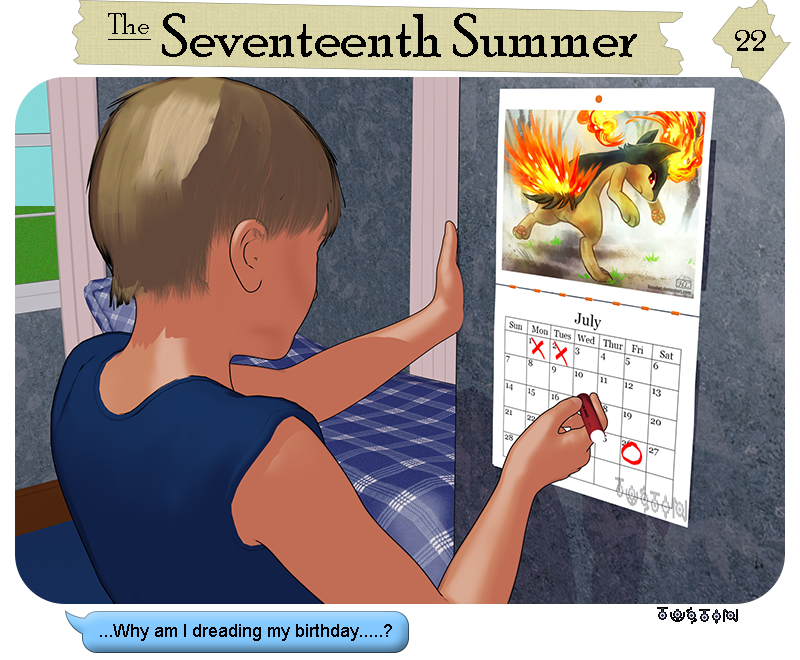 The Seventeenth Summer [022] by Tustin2121