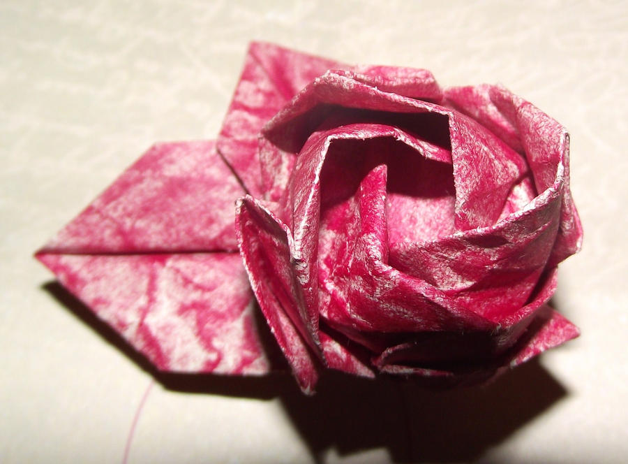 Kawasaki's Rose by Oorigami
