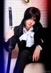 K-Project: Yatogami Kuroh cosplay