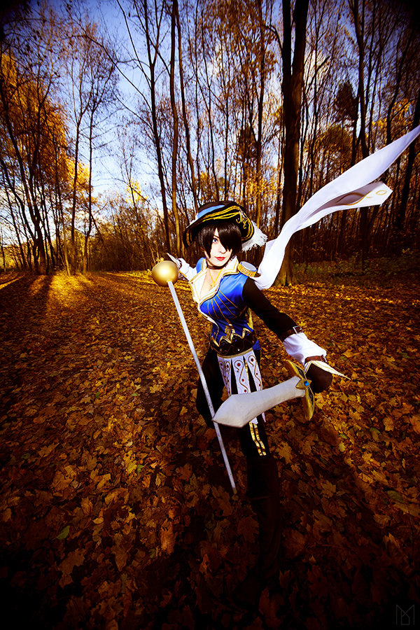 Get ready for a duel! - Fiora, League of Legends by KandaDream