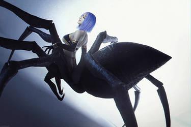 Arachne in The Flesh by AlexReiss
