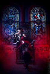 Eliza the Vampire by AlexReiss