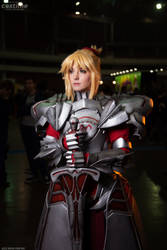 Fate/Grand Order - Mordred Cosplay by AlexReiss