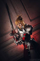 The True King // Mordred Cosplay, Fate/Grand Order by AlexReiss