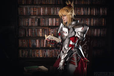 Guardian of Londinium (Mordred - Fate Cosplay)
