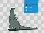 Godzilla Reference Sheet