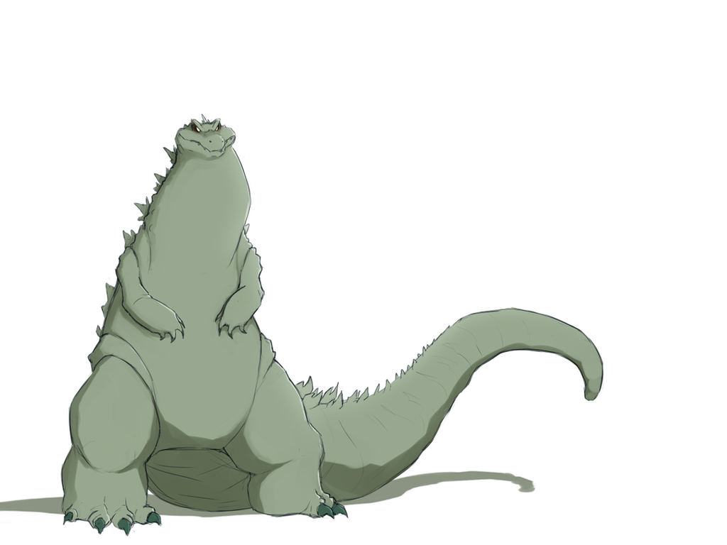 Yet Another Godzilla by Soap9000