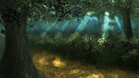 Forrest Path by Asurium