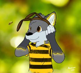 Bee Positive! by Asurium