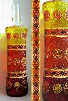Ethnic Bottle