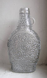 Celtic Bottle by bellekaX