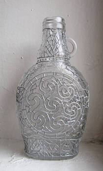 Celtic Bottle