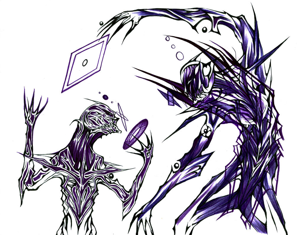 Katerina ekartina vs Erielle Ekartina Hybera forms by Antervantei