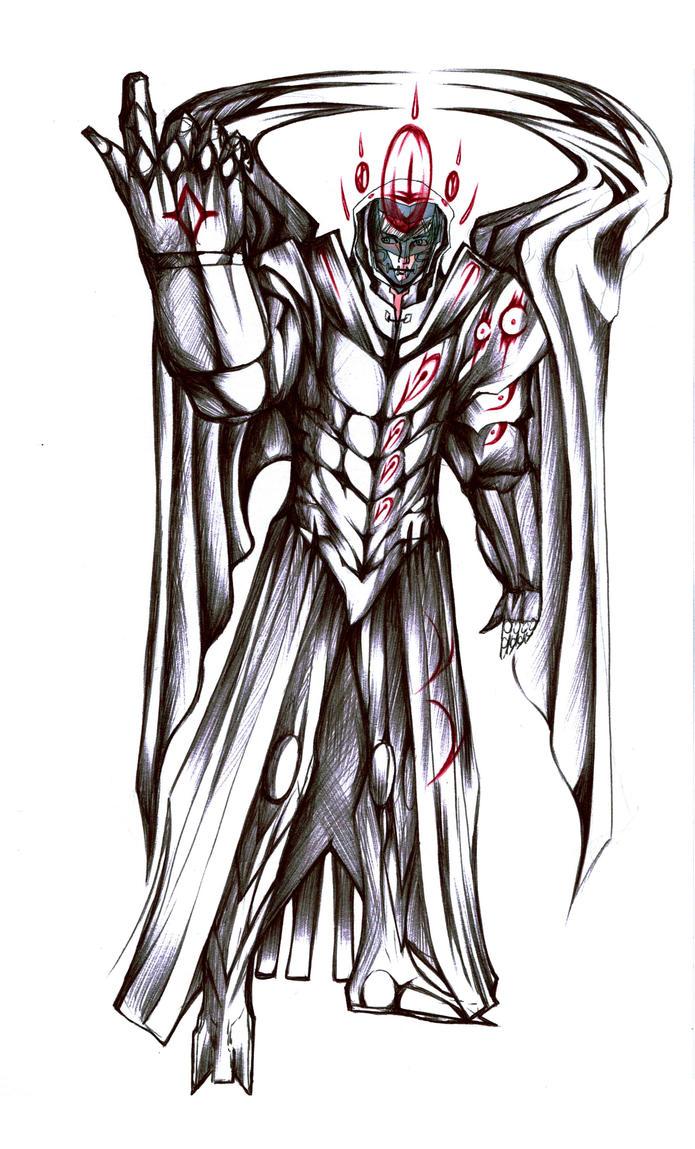 Gaugera 3 - Third Echelon form by Antervantei