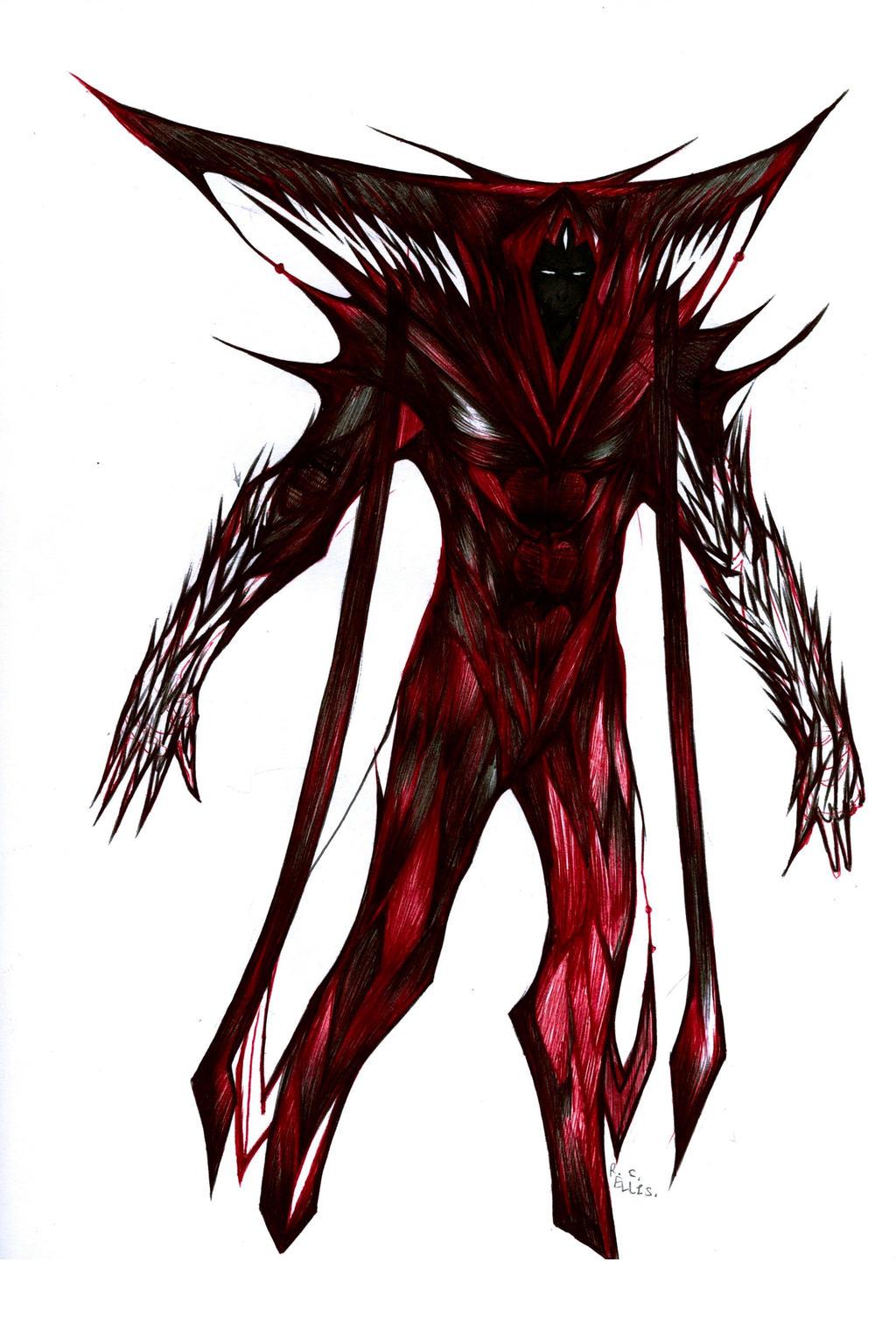 Razyr 3 - Third Echelon form by Antervantei