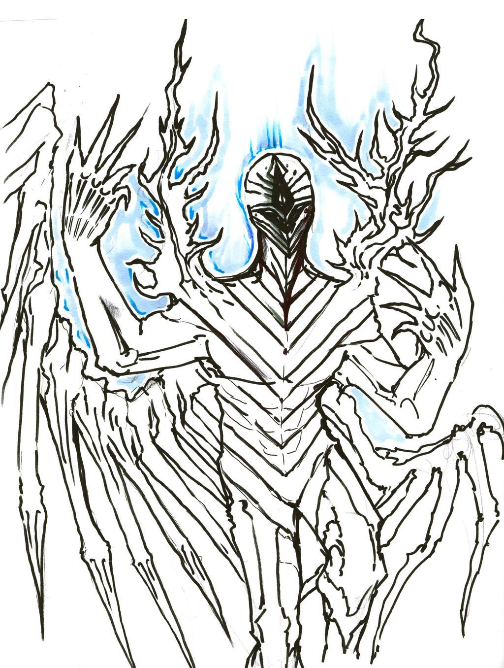Ryngbearer - pale artist form by Antervantei