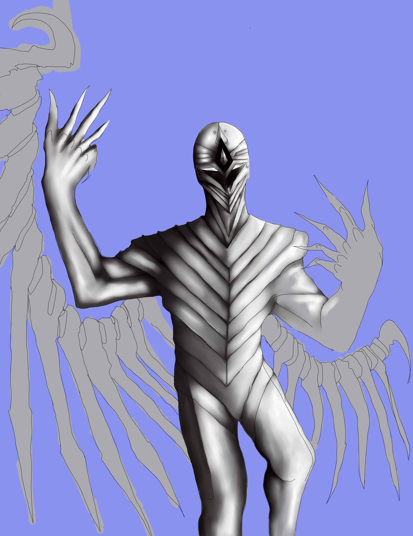 Ryngbearer pale artist by Antervantei