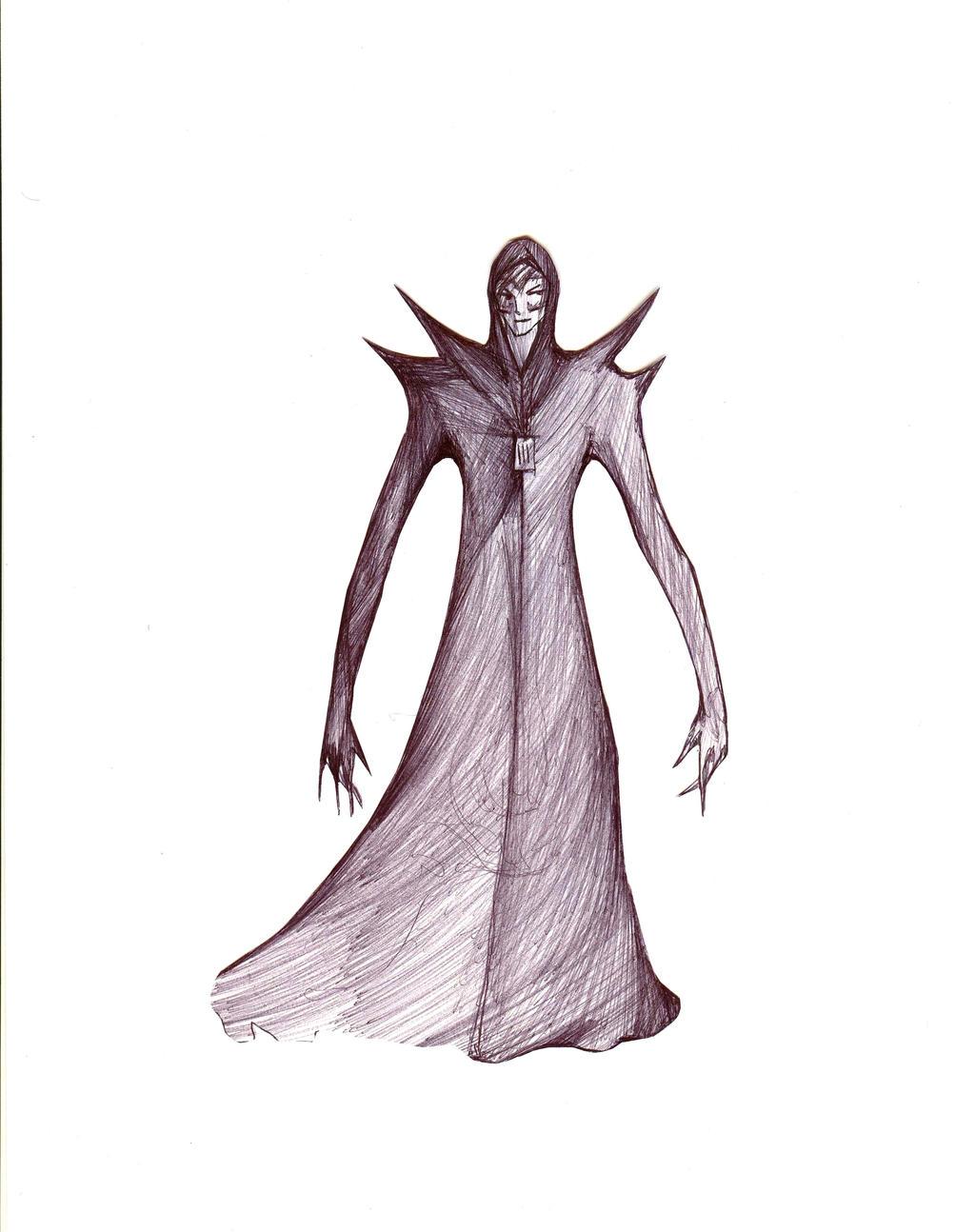 Ripper - cutout by Antervantei