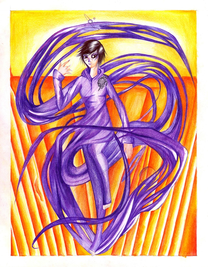 Katerina - Golden Skies 9h x 7h by Antervantei