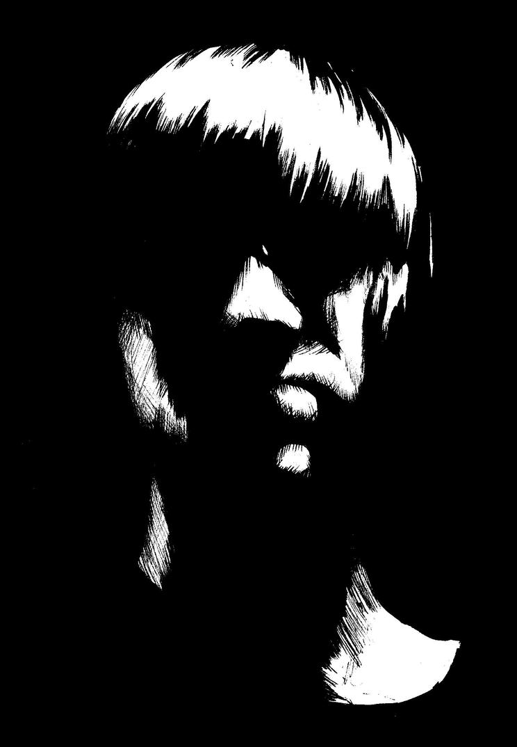 Greg Biro - Shadow by Antervantei
