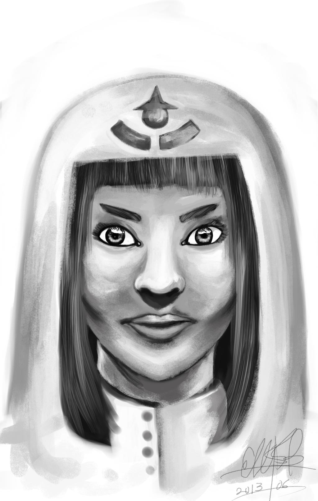 Namula Aluna by Antervantei