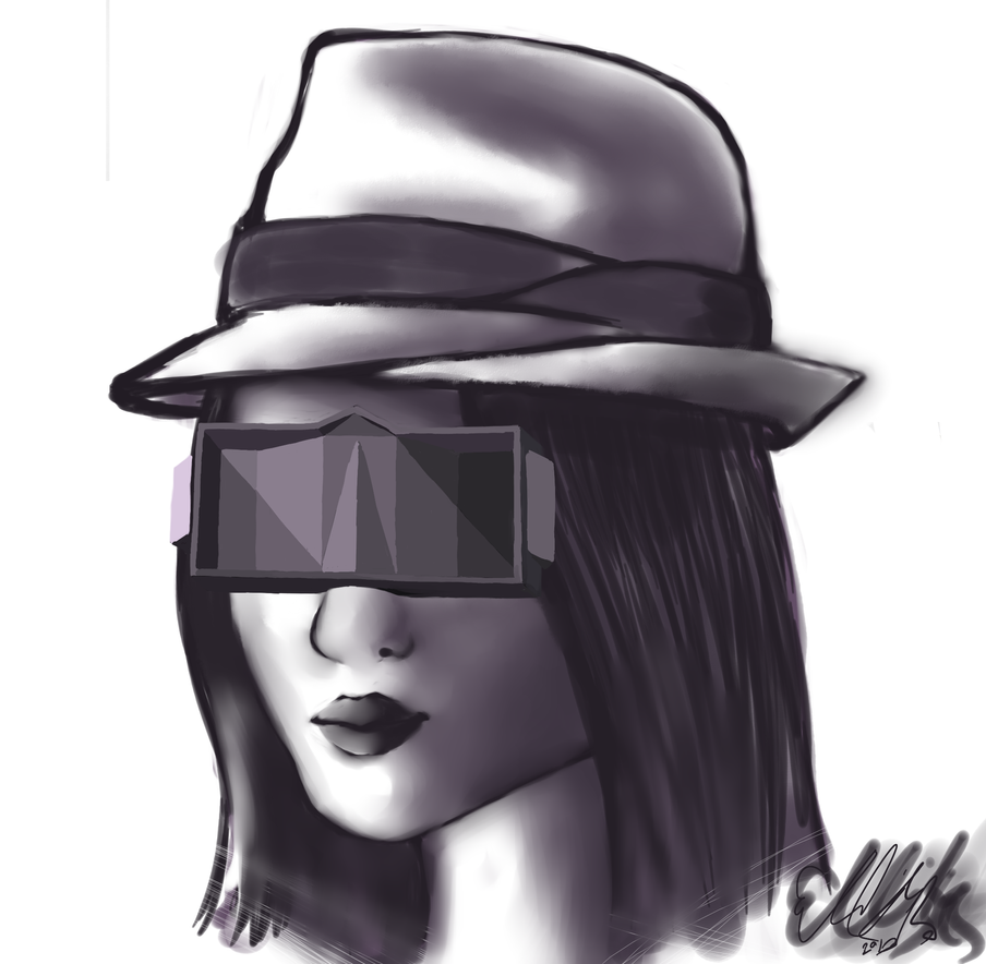 Fedora/shades by Antervantei