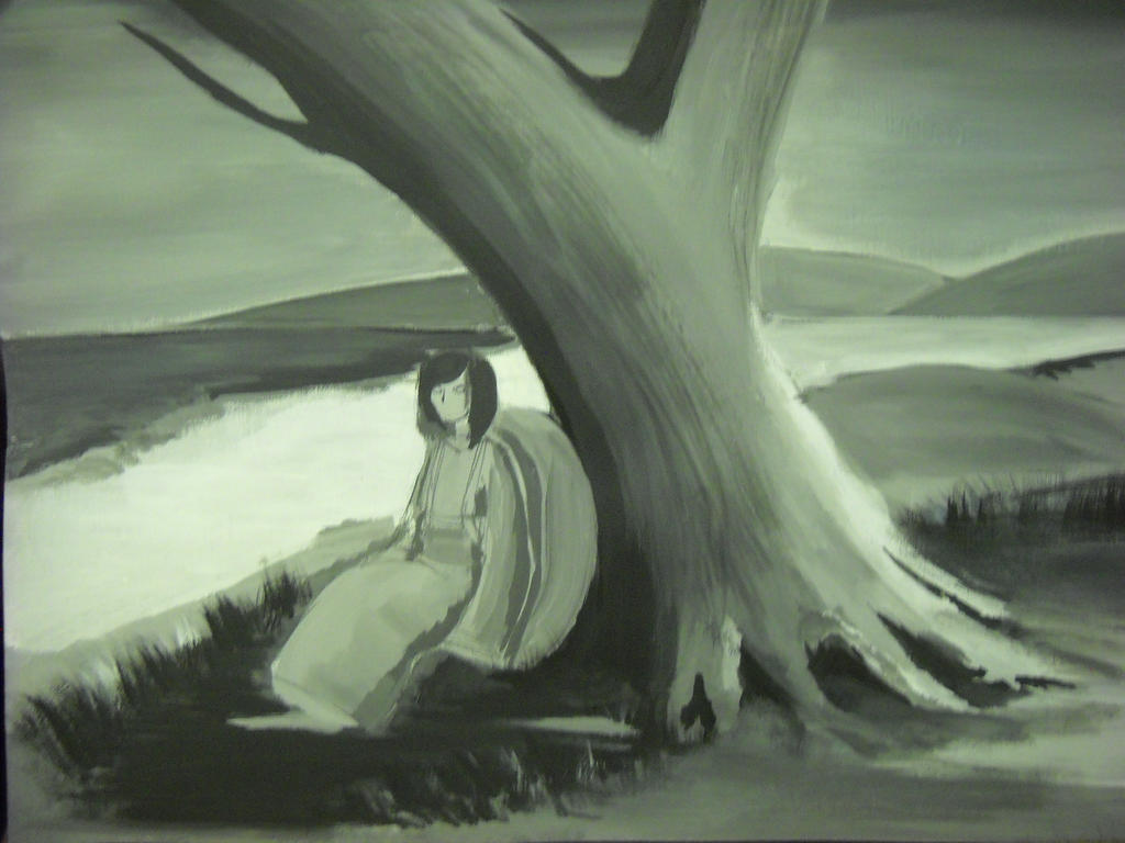 Tree of life by Antervantei