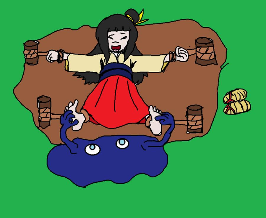 The tickling Yokai File1-History by buibui1