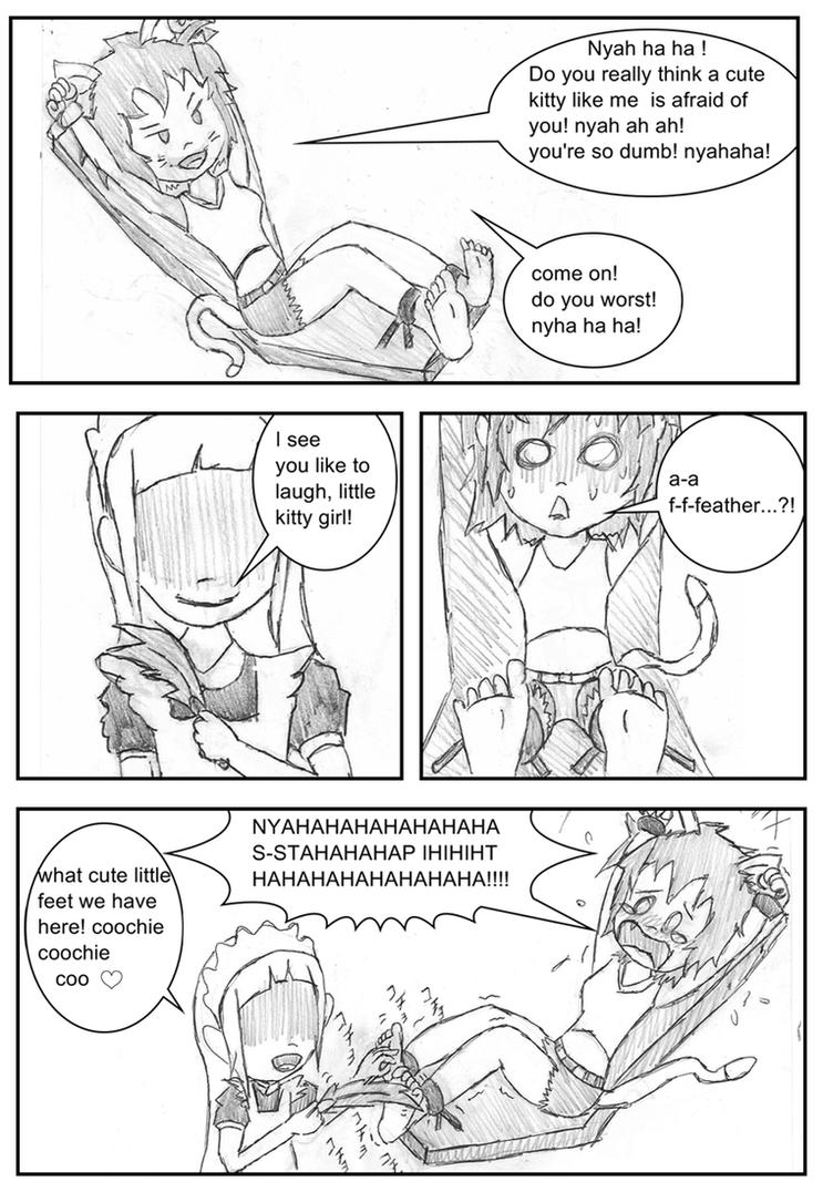 Catgirl tickle punishment by buibui1