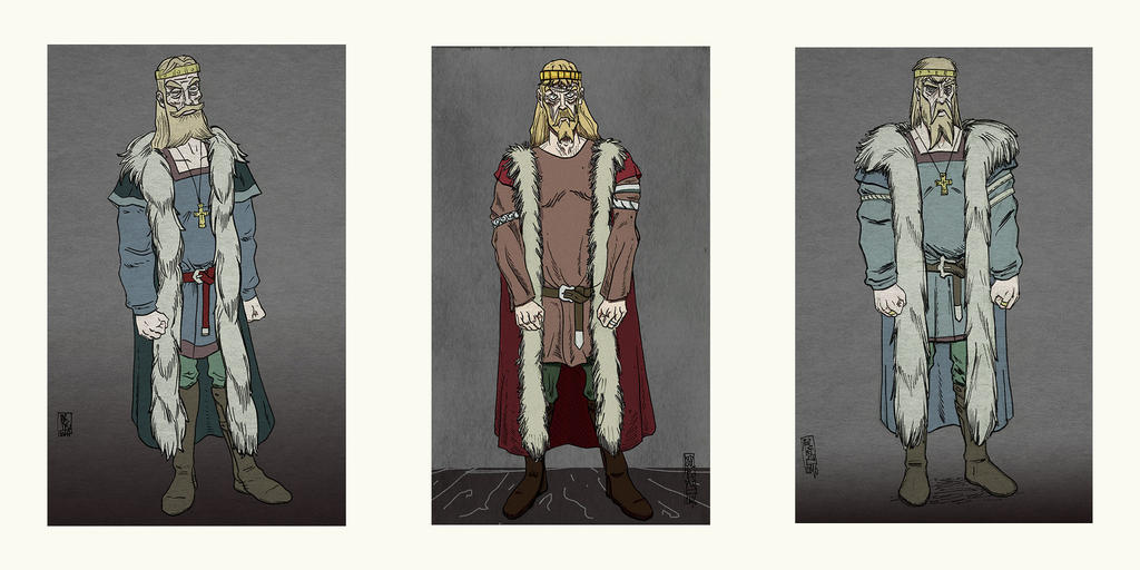 Eirikur (concept art)