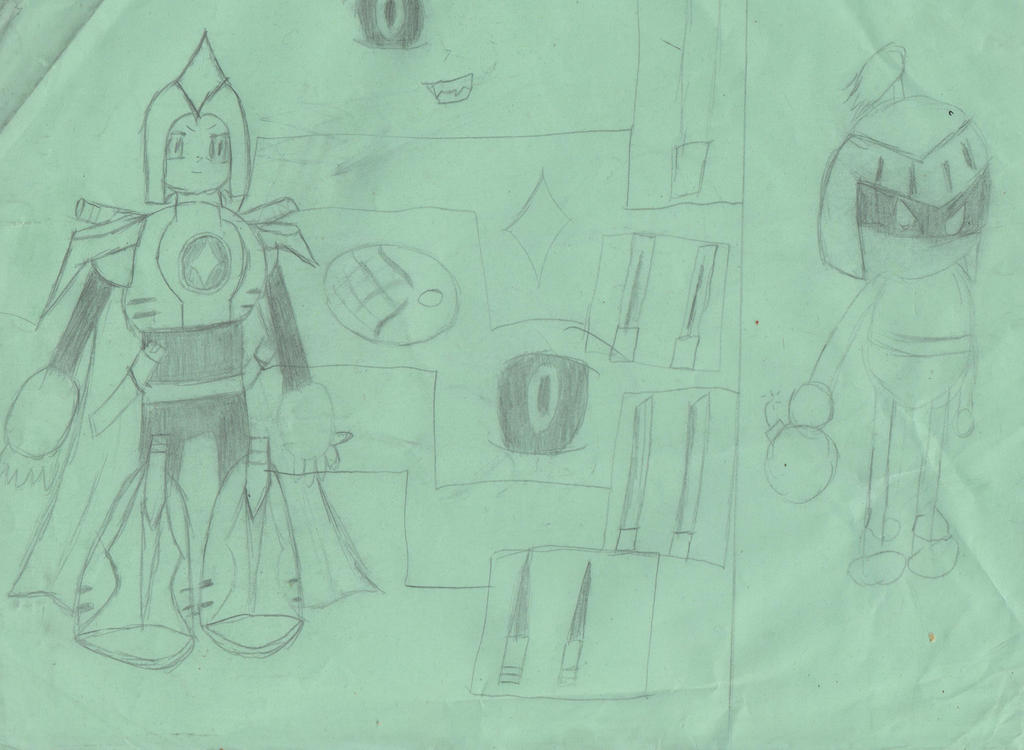 quick sketch by copycatkid