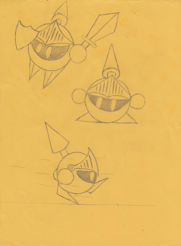Gem Knight Pearl by copycatkid