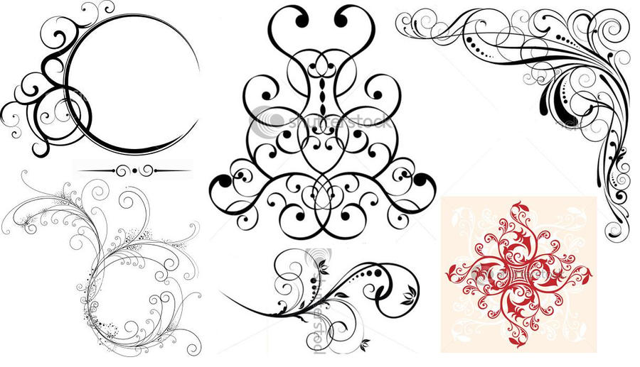 Possible luna tattoo designs by cute beast on deviantart for Cute easy patterns to draw