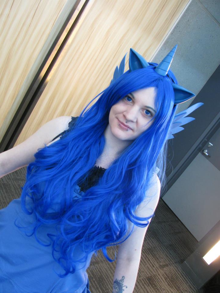 Princess Luna Cosplay 2 By Cute-Beast On DeviantArt