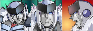 TF - BW Ratchet Icon Set