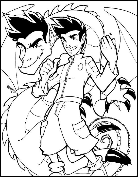 ADJL - Dragon UP by straya